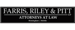 Farris, Riley, & Pitt, LLP l Attorneys at Law Logo