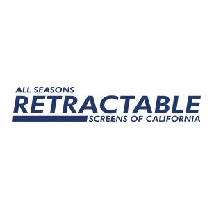 All Seasons Retractable Screens of California Logo