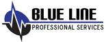Blue Line Professional Services Logo