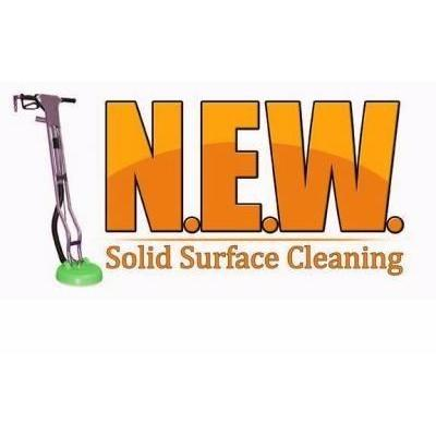 NEW Solid Surface Cleaning Logo