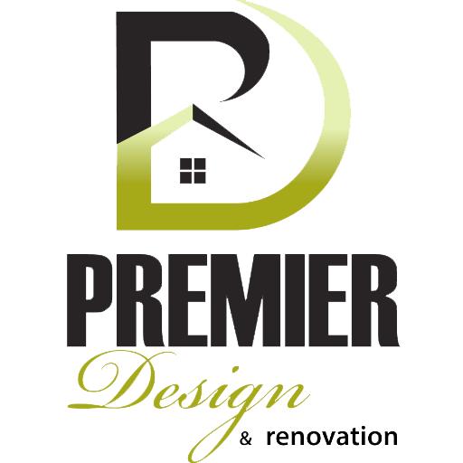 Premier Design and Renovation Logo