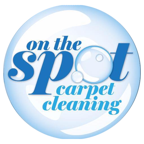 On The Spot Carpet Cleaning Logo