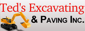 Ted's Excavating & Paving Inc Logo