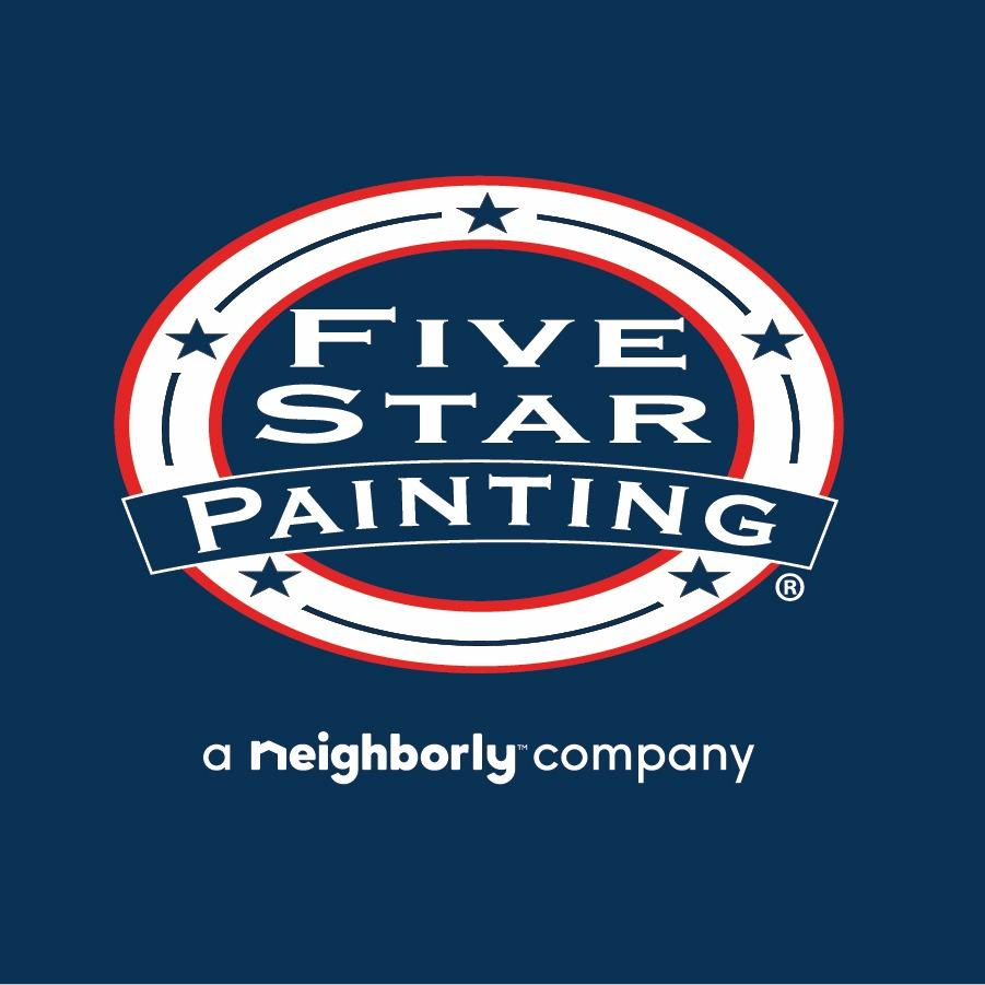 Five Star Painting of Columbus Logo