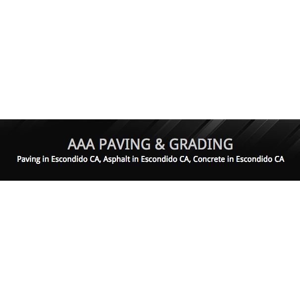 AAA Paving & Grading Logo