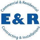 E & R Contracting, Inc. Logo