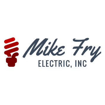 Mike Fry Electric Logo