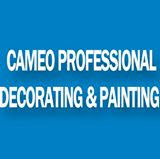 Cameo Professional Decorating & Painting Logo