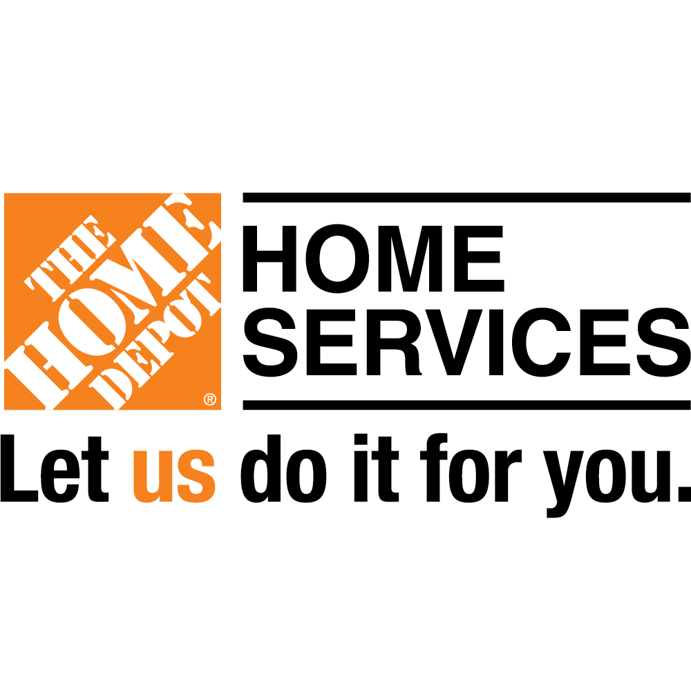 Home Services at The Home Depot Logo