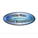 Phil White Water Restoration & Carpet Cleaning LLC Logo
