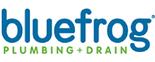bluefrog Plumbing + Drain of Fairfax County Logo