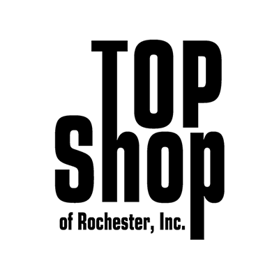 The Top Shop Of Rochester Inc Logo
