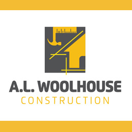 A.L. Woolhouse Construction Logo