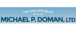 The law offices of michael p. doman ltd. logo