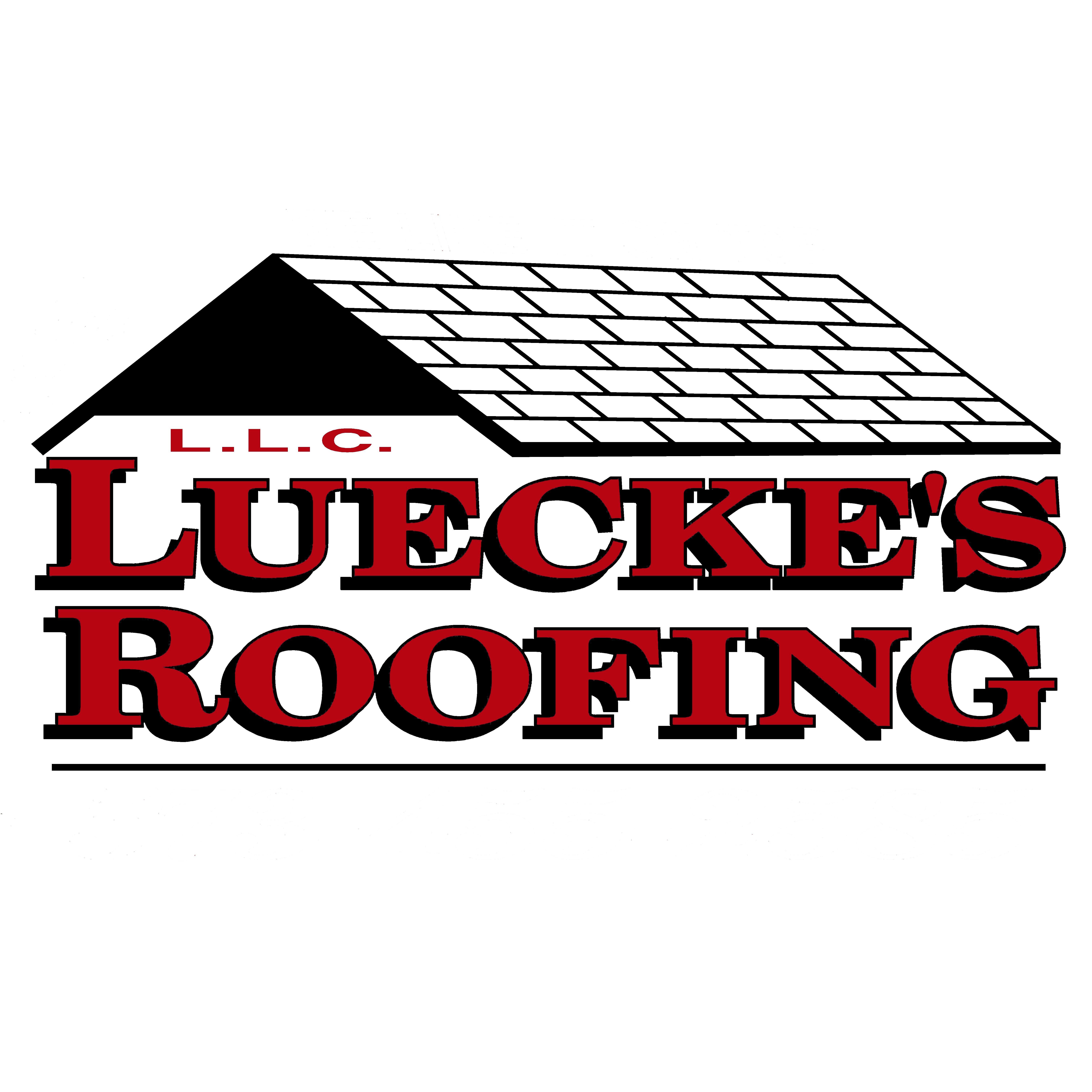 Luecke's Roofing LLC Logo