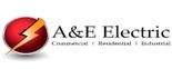A & E Electric Logo