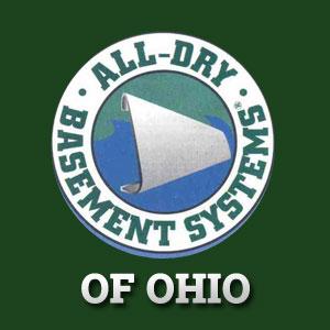 All-Dry of Ohio Logo