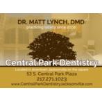 Central Park Dentistry Logo