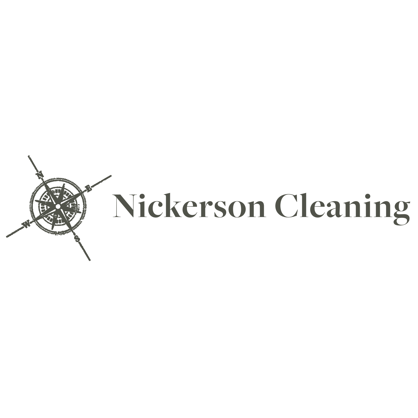 Nickerson Cleaning Logo