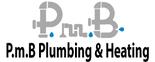 P.m.B Plumbing&Heating Logo
