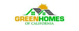 Green Homes Roofing Logo