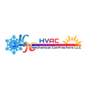 JC & JC HVAC Mechanical Logo
