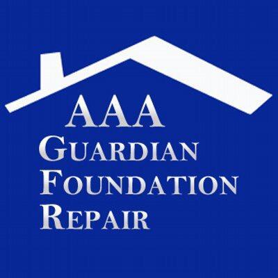 AAA Guardian Foundation Repair Wichita Falls Logo