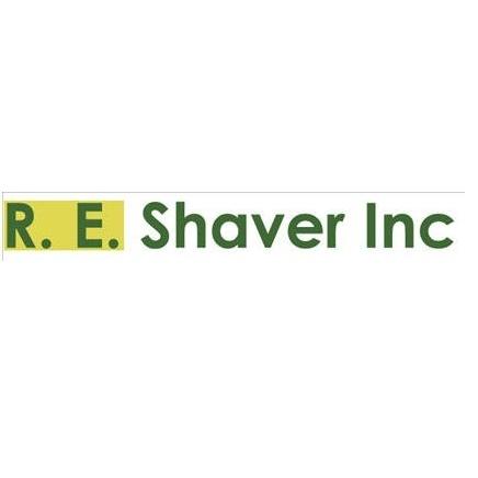 R. E. Shaver, Inc. Logo