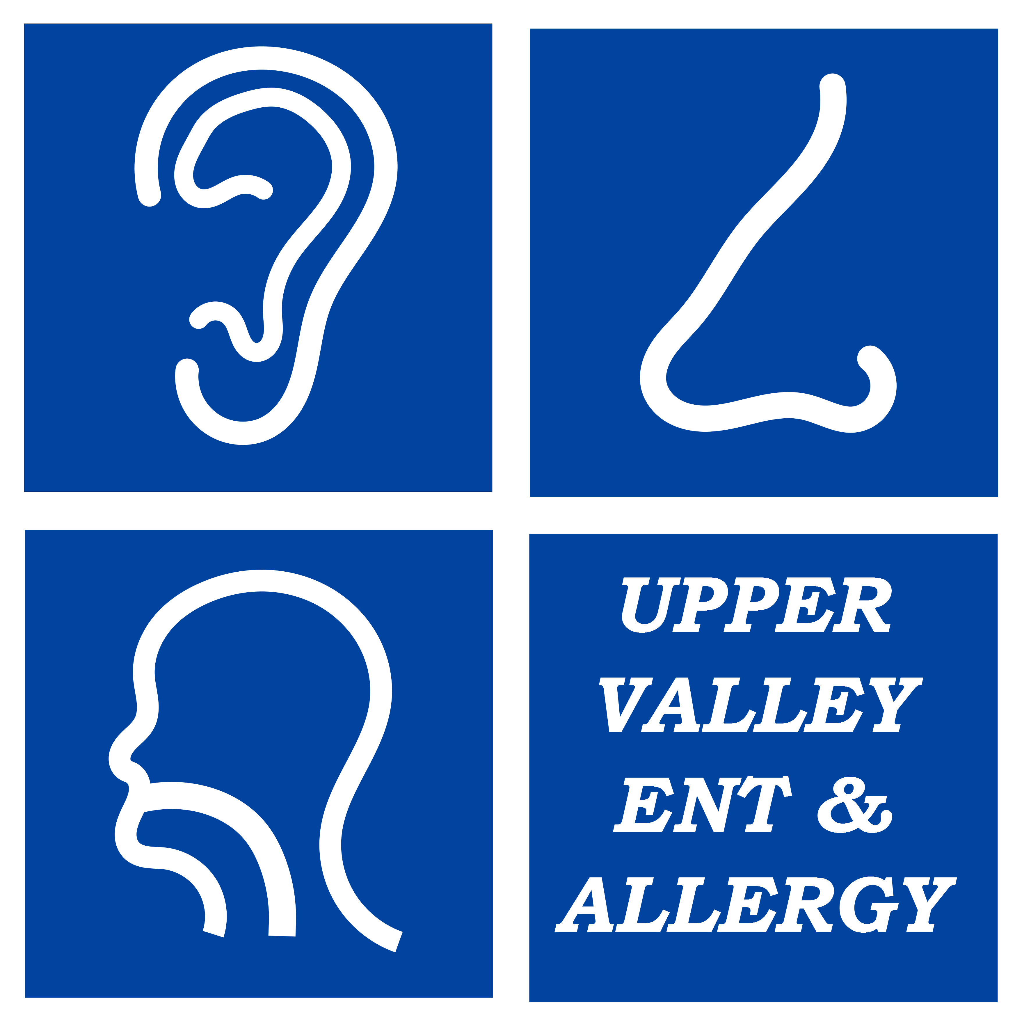 Upper Valley ENT & Allergy Logo