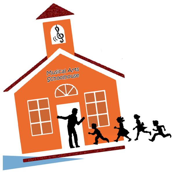 Musical Arts Schoolhouse Logo