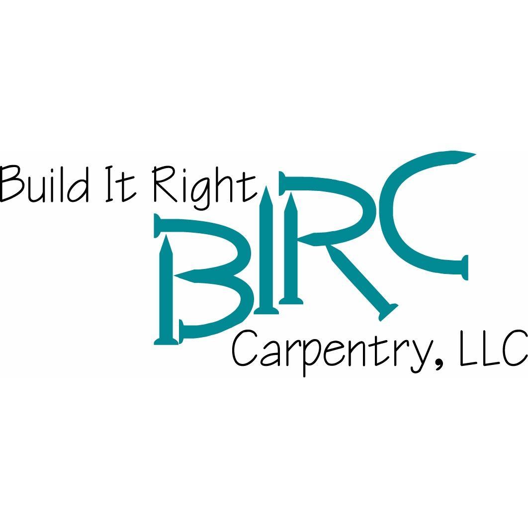 Build It Right Carpentry, LLC Logo