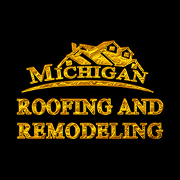 Michigan Roofing and Remodeling Logo