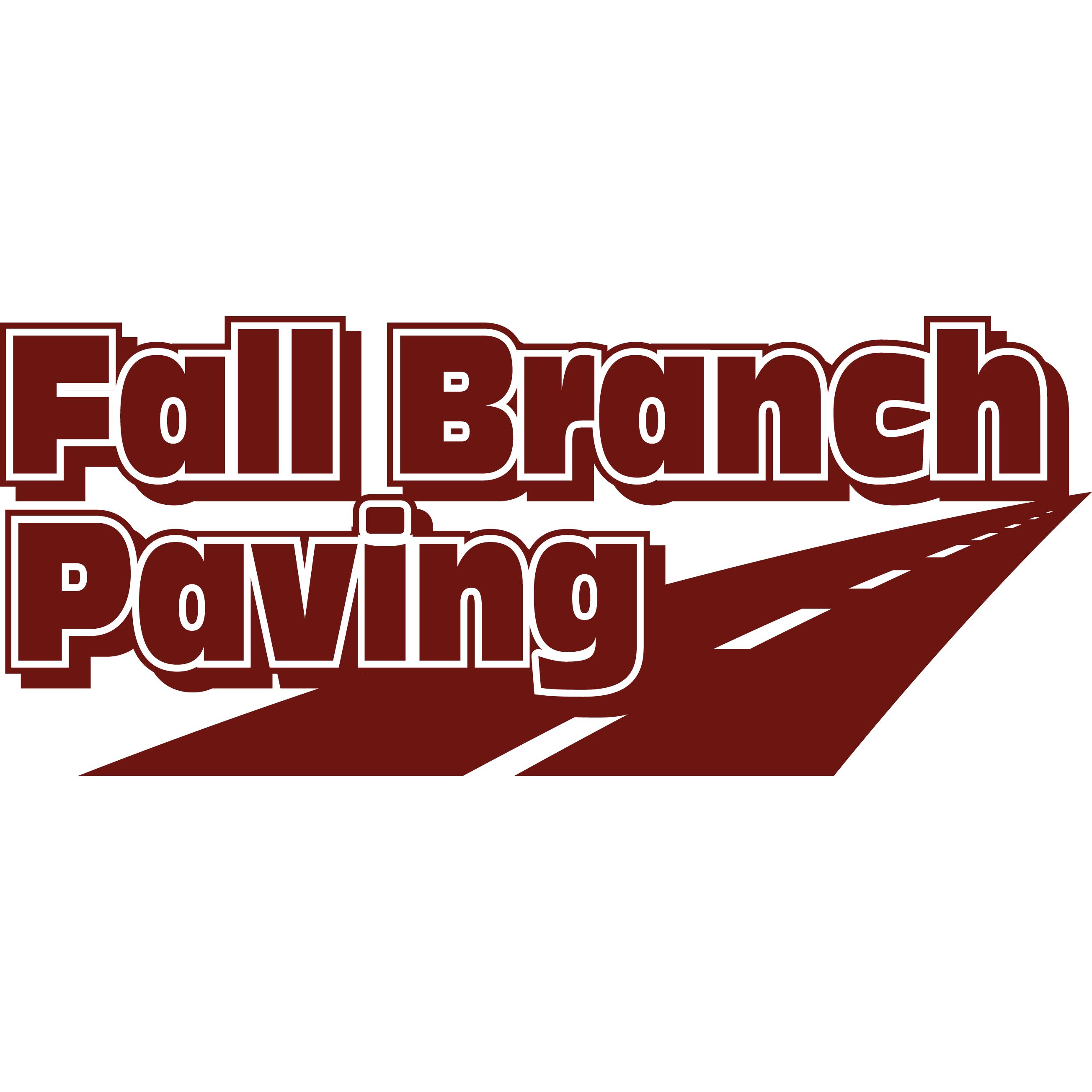 Fall Branch Paving Logo