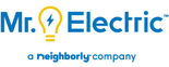 Mr. Electric of North & South Shore Logo