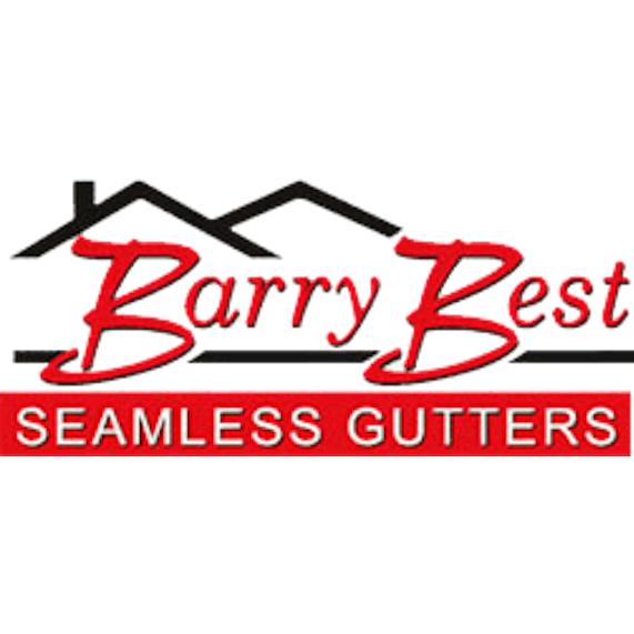 Barry Best Seamless Gutters Logo