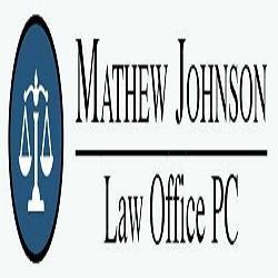 Mathew Johnson Law Office PC Logo