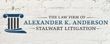 Alexander K Anderson Law Firm Logo