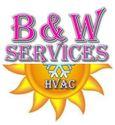 B & W Services Logo
