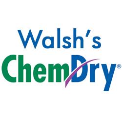 Walsh's Chem-Dry Logo