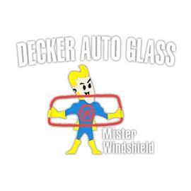 Decker Auto Glass Logo