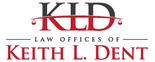 Law Offices of Keith L. Dent Logo