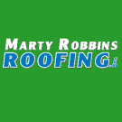 Marty Robbins Roofing Co. Logo