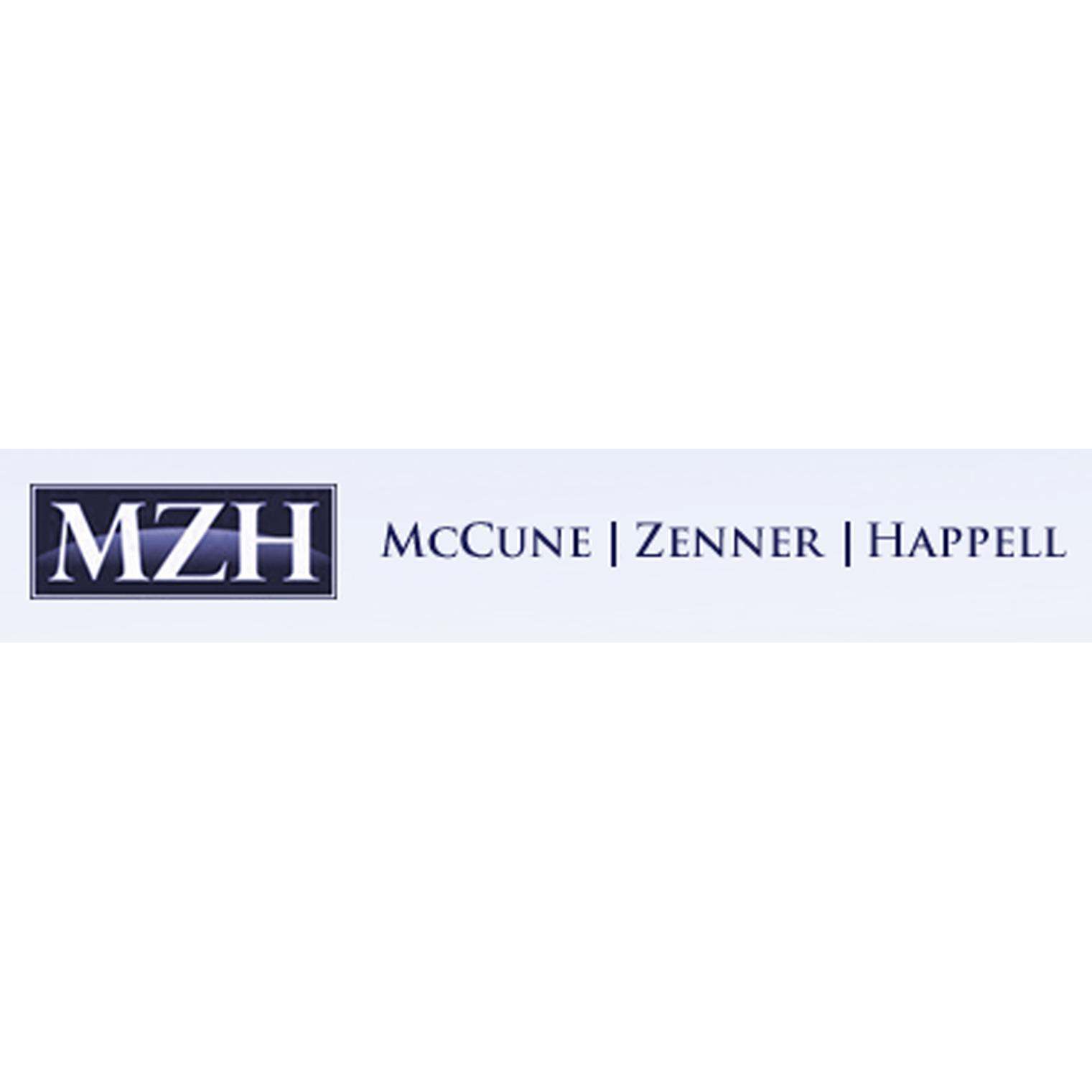 McCune Zenner Happell, PLLC Logo