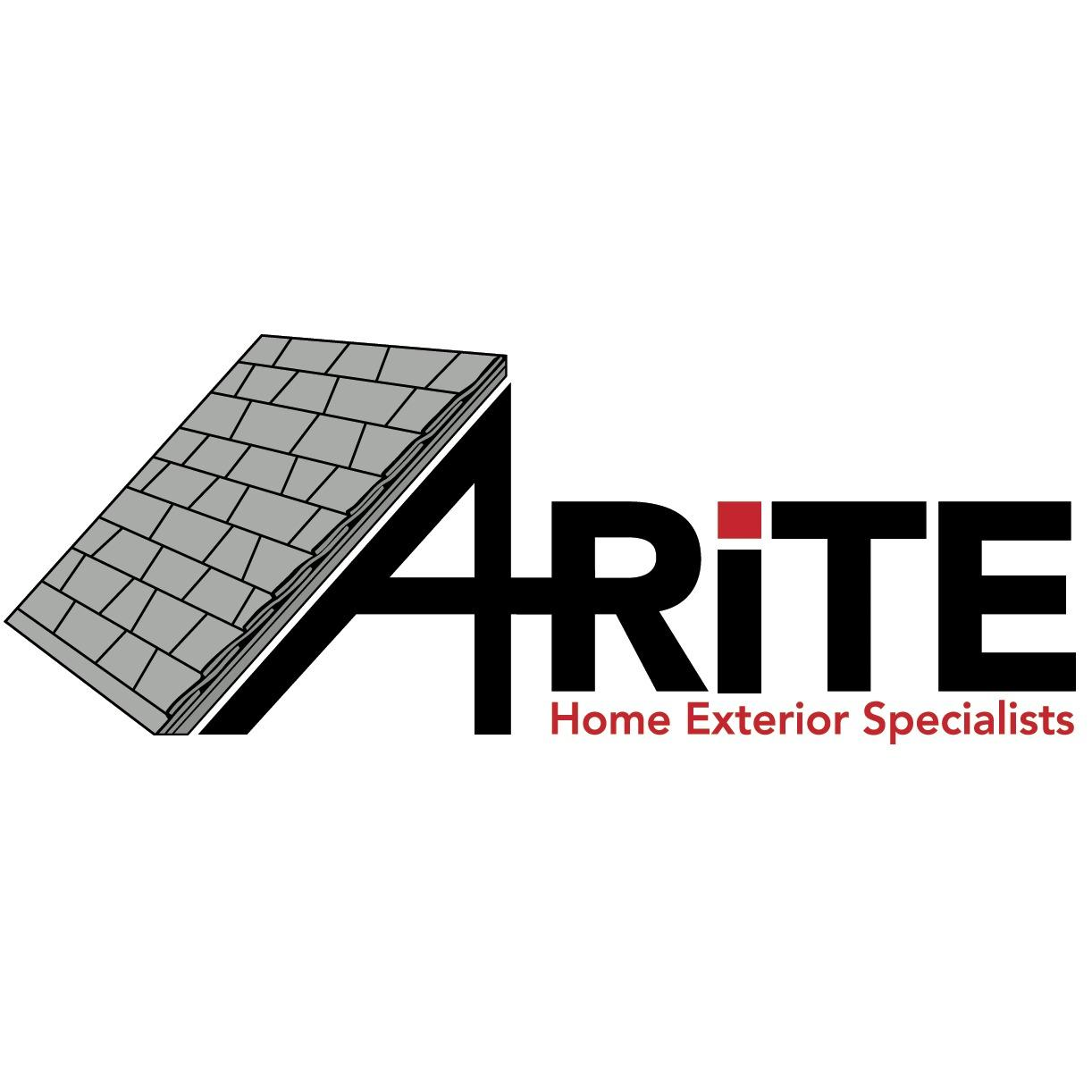 A Rite Construction and Roofing Logo