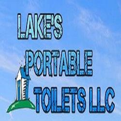 Lake's Portable Toilets LLC Logo