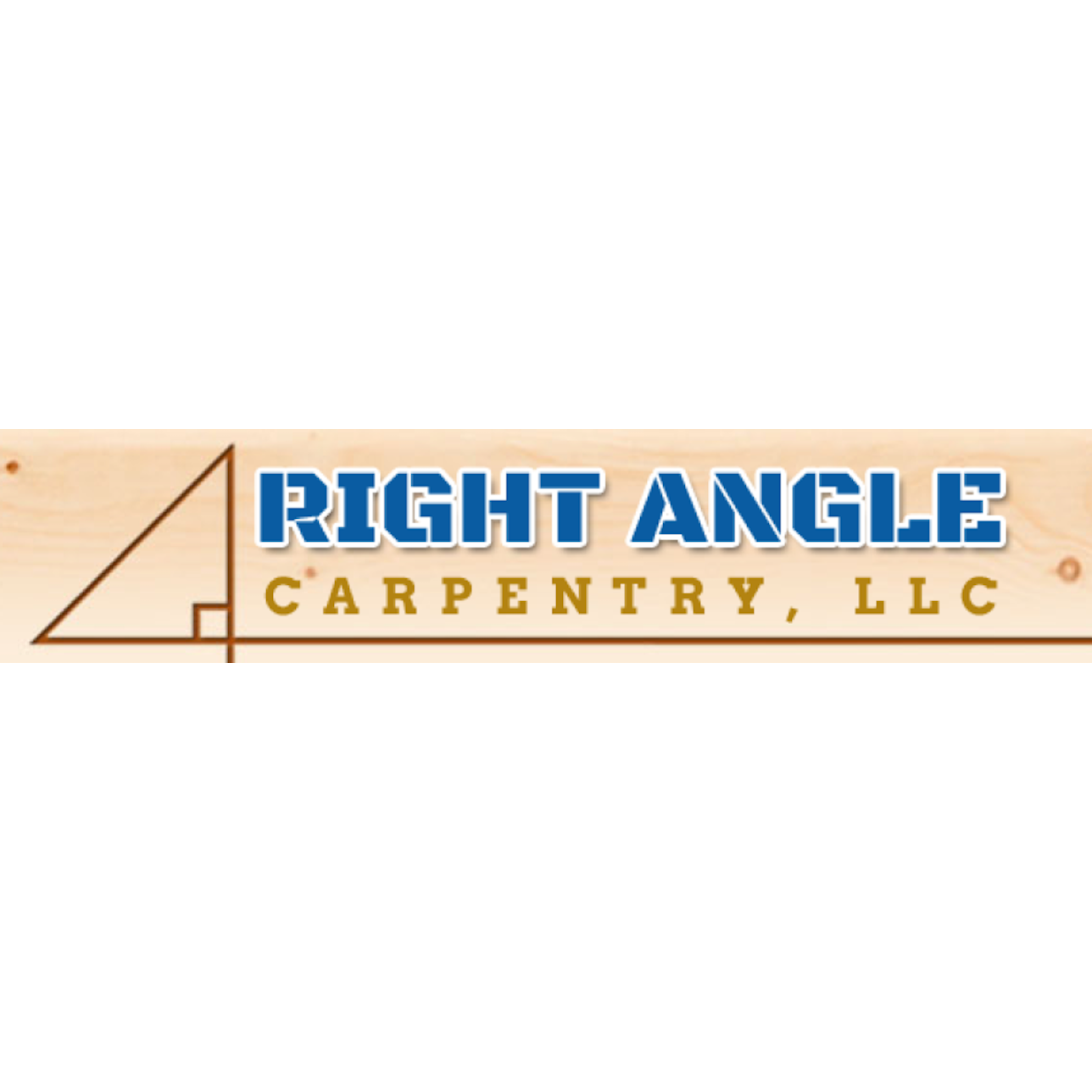 Right Angle Carpentry LLC Logo