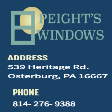 Peight's Window Specialty Logo