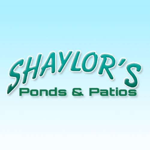 Shaylor's Ponds & Patios Logo