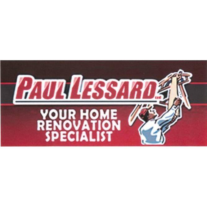 Paul Lessard Renovations Logo
