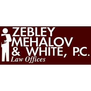 Zebley Mehalov & White Law Offices Logo